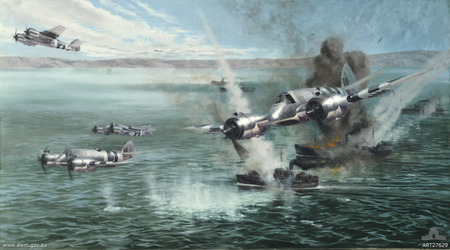455 Squadron Beaufighters